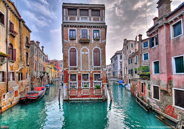 Venice The Famous Tourist Attractions Of Italy World