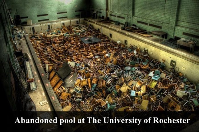 pool of university of rochester