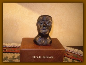Obra cabeça /  de Pedro Luso