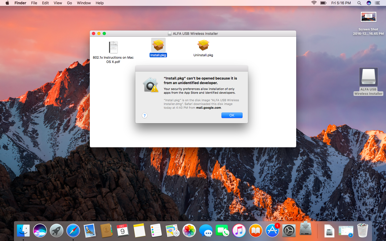 ralink 802.11 n wlan driver mac