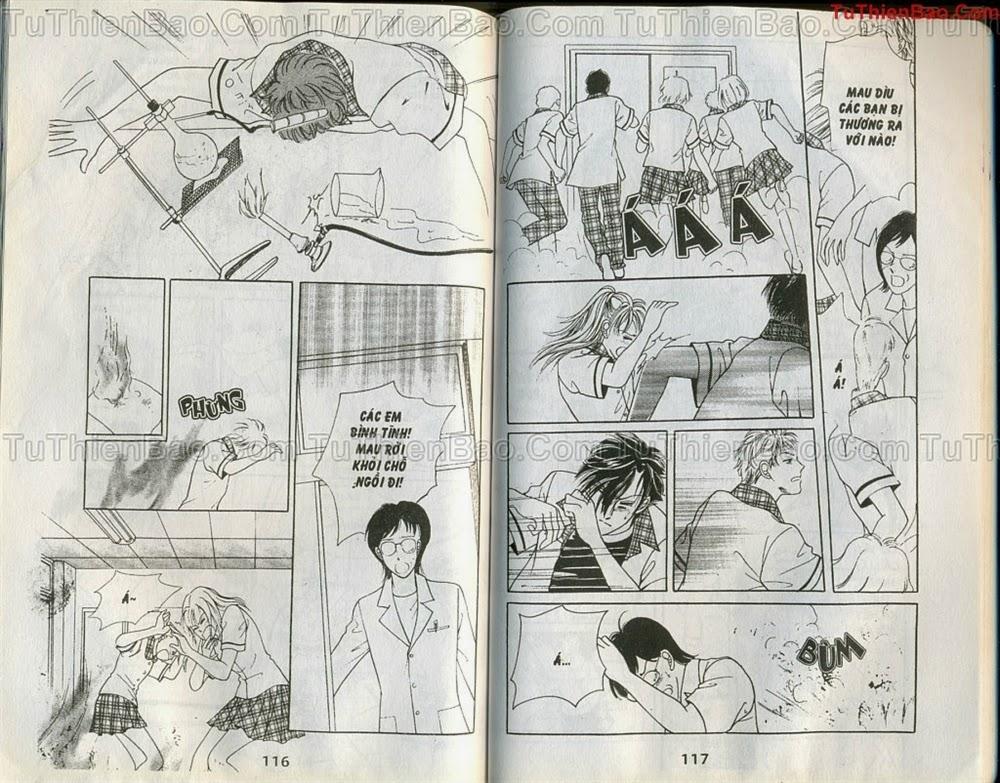 Nữ sinh chap 6 - Trang 59