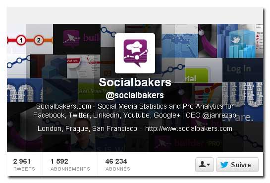 Intégrer les localisations dans la bio Twitter