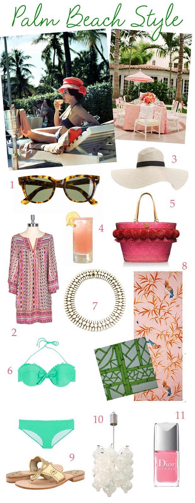 Palm Beach Style Magnificent Of Palm Beach Fashion Style Images