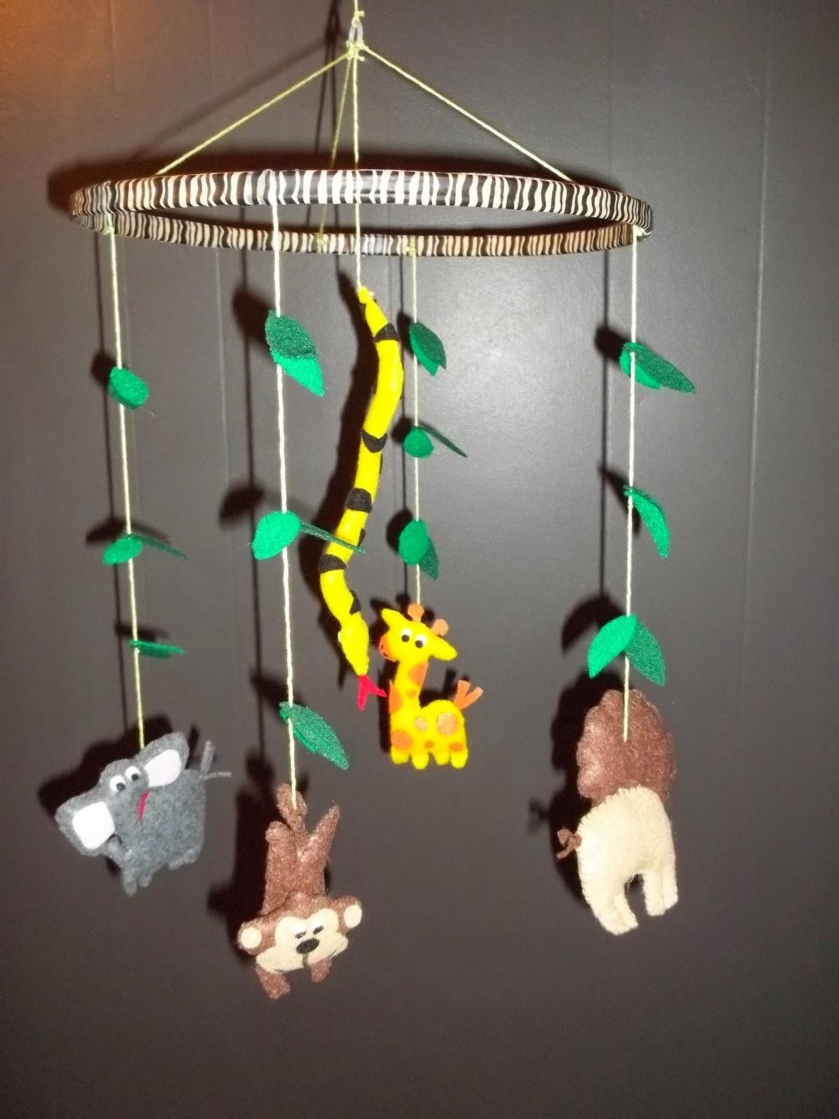 Jaime Of All Trades How To Make A Safari Themed Nursery