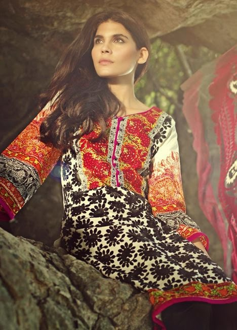 Sana Safinaz 2015 Summer Lawn Collection