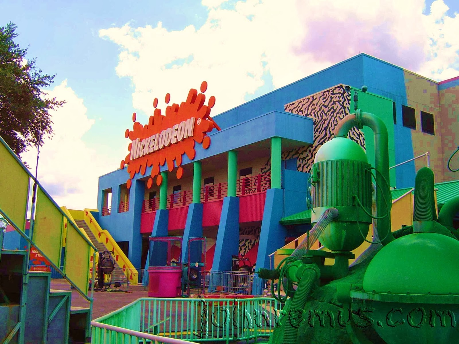 Old School Nickelodeon images nickelodeon studios wallpaper and ...