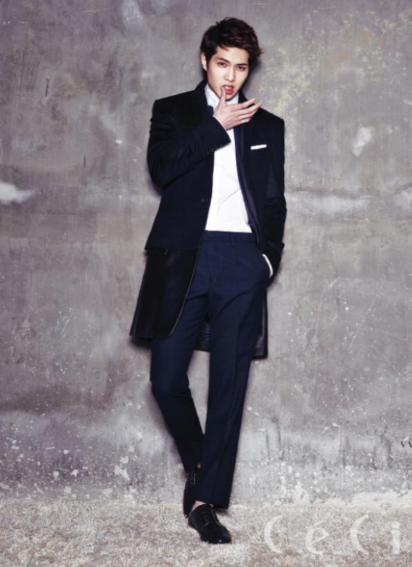 Jonghyun Majalah CeCi 01