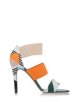 MSGM Spring Summer 2015 Sandals