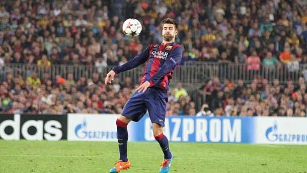 Así fue el absurdo penalti de Gerard  Piqué contra el Real Madrid
