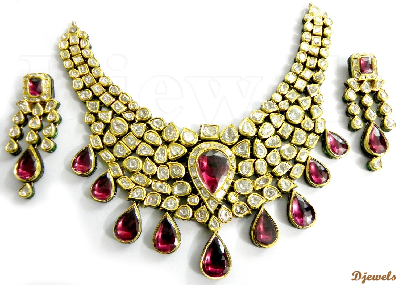Polki Diamond Jeweller...