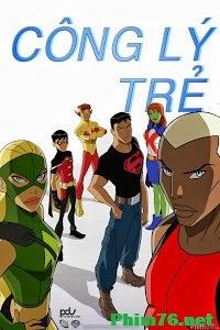 Công Lý Trẻ - Young Justice Season 1