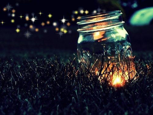 Sing Over Me Catching Fireflies In A Jar