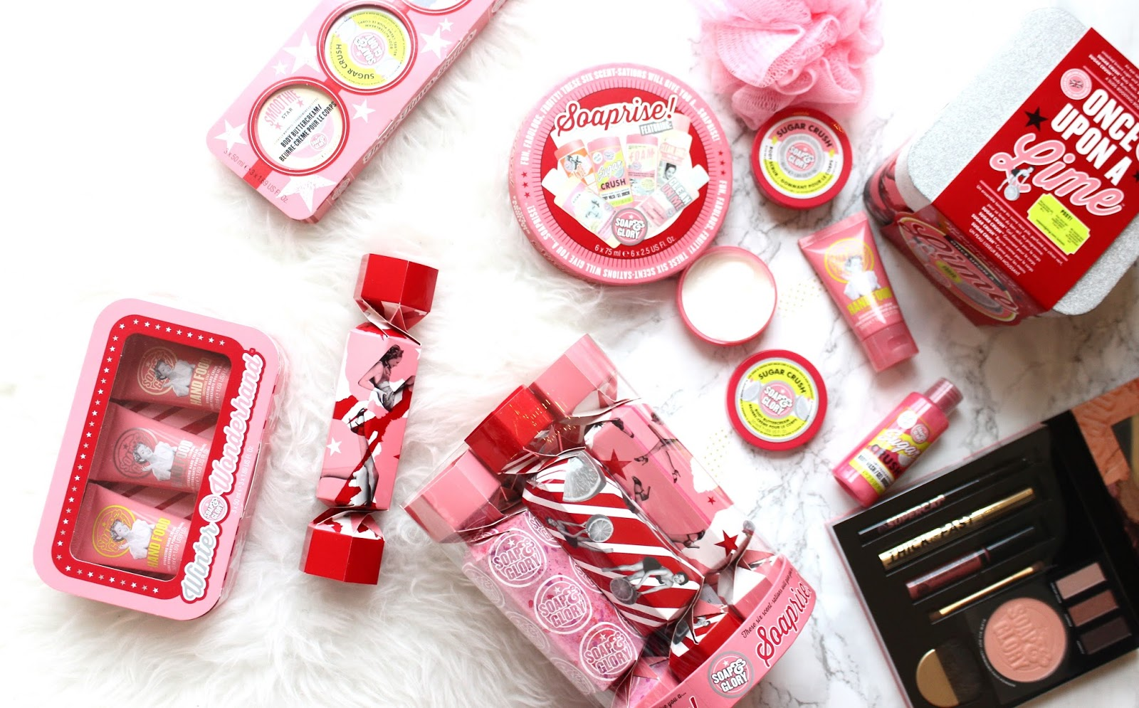 Soap & Glory Christmas Gifts