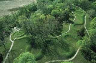 snake mound, archeoastronomy, ancient man, effigy mound, mound, USA