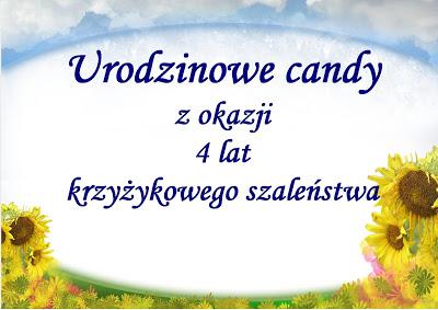 Candy urodzinowe u Kasi