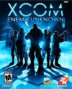 XCOM Enemy Unknown Game Cover Download XCOM: Enemy Unknown   Jogo PC