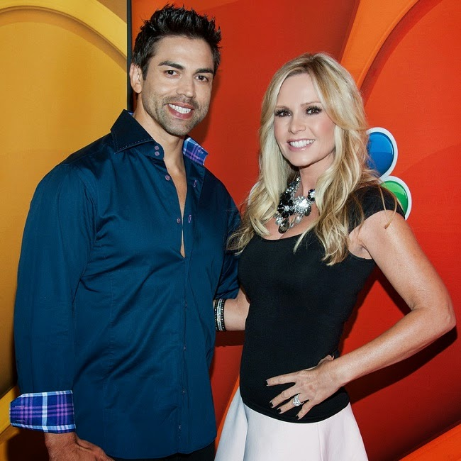 Tamra Barney & Eddie Judge Talk Children -- Why You Must Have This ...