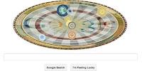 Google Rayakan Nicolaus Copernicus