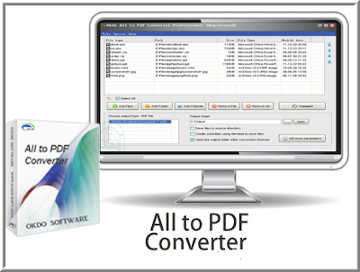 Okdo All to PDF Converter Professional 4.7