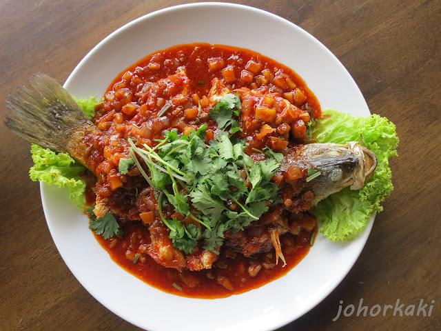 Ikan-Siakap-Tiga-Rasa-Johor-Bahru