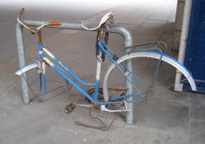 Fahrradreste