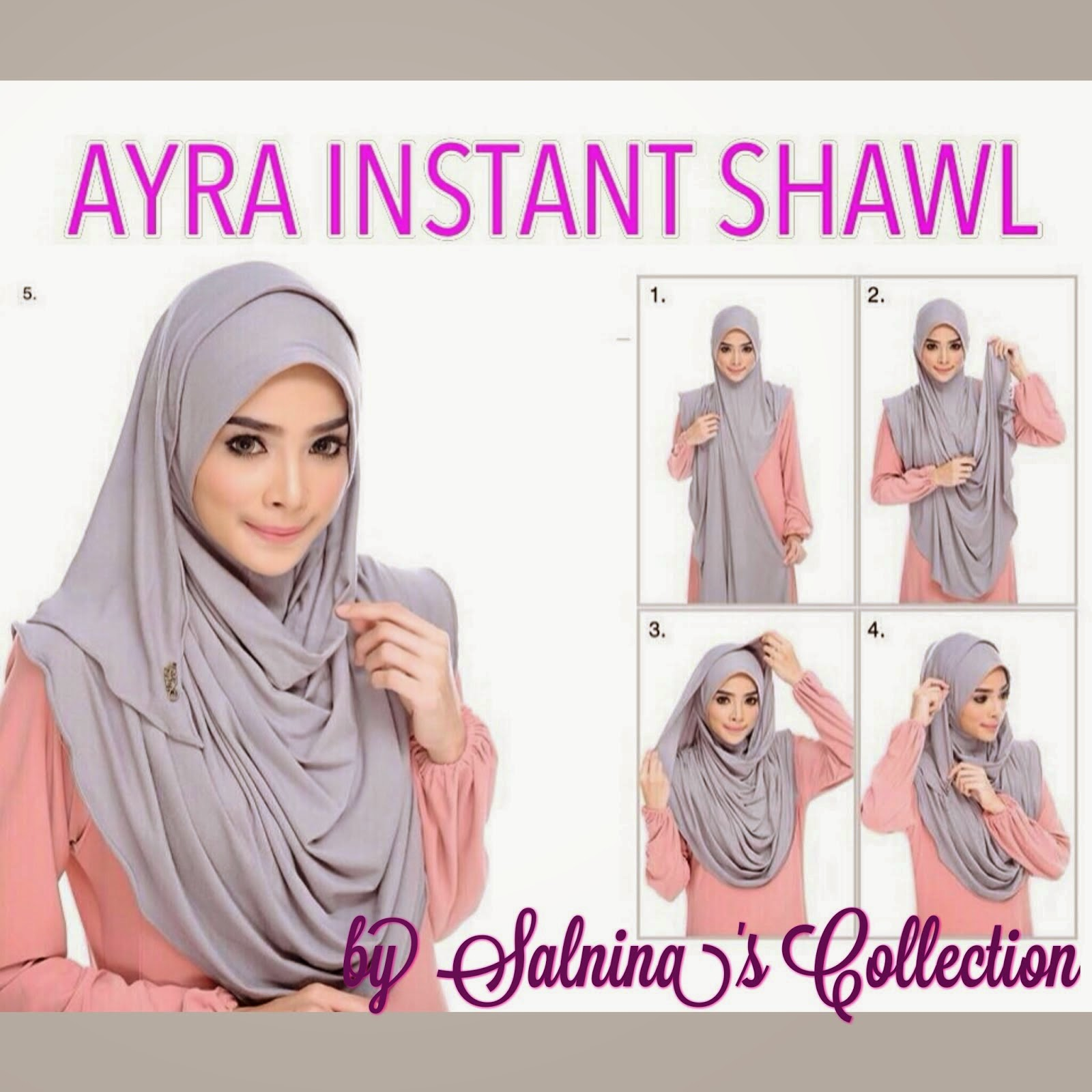 Arya Instant Shawl