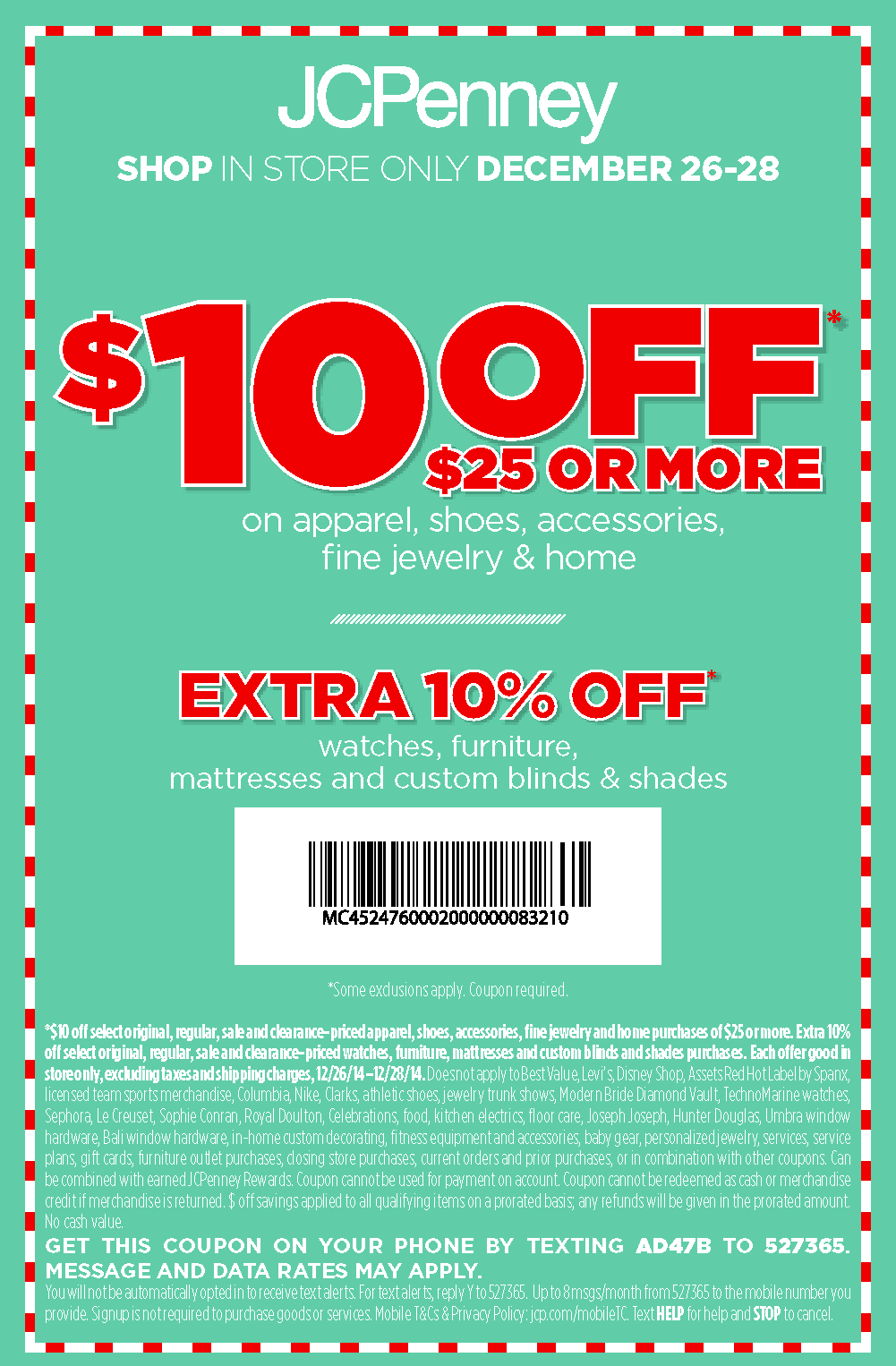 Printable coupons jcpenney coupons