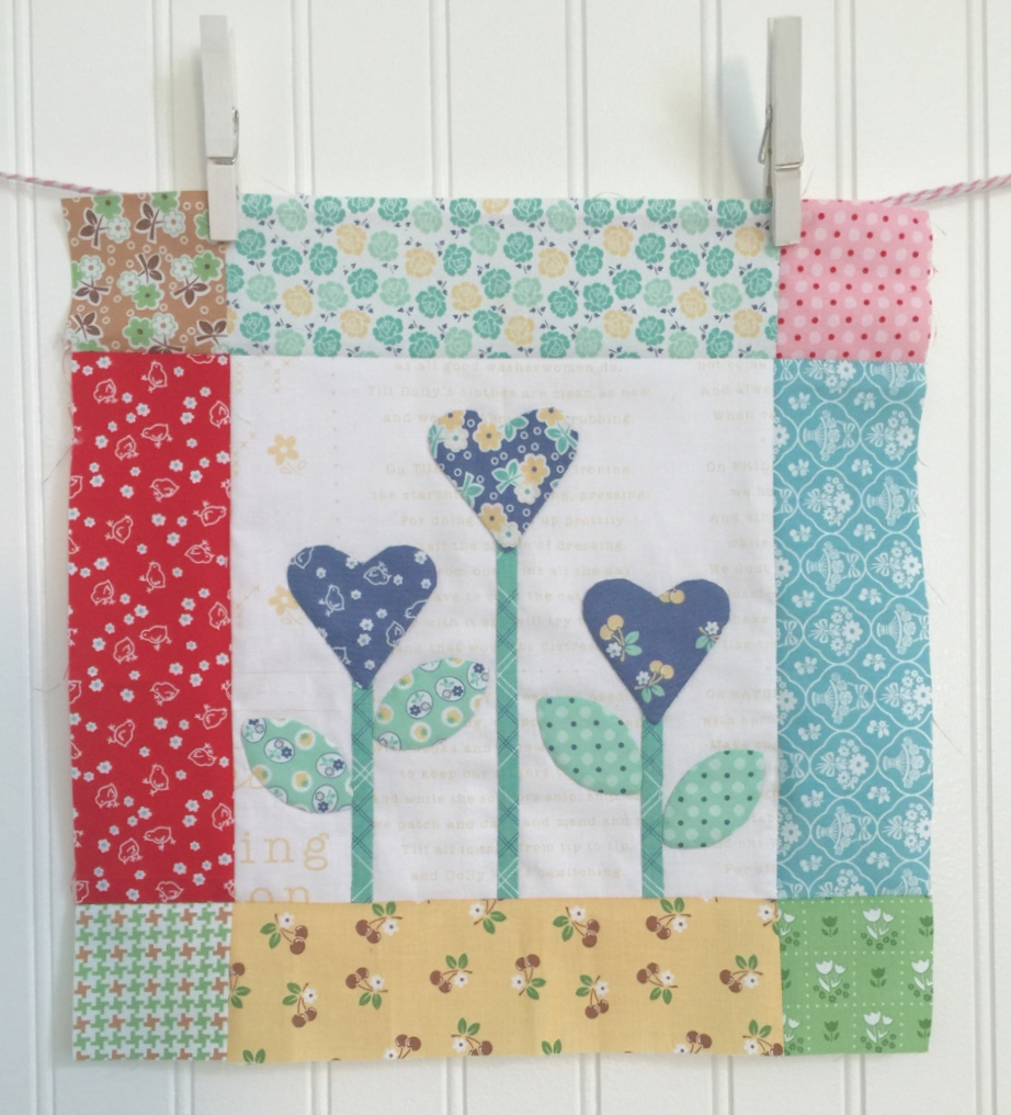 BLOOM Sew Along! 18