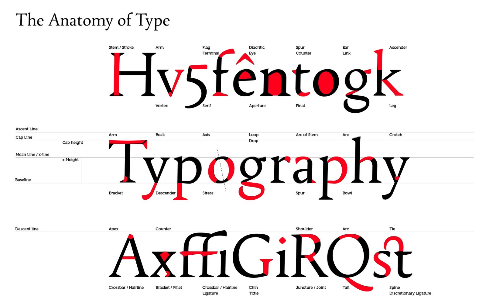Kirart: The Anatomy of Type for DMA 233