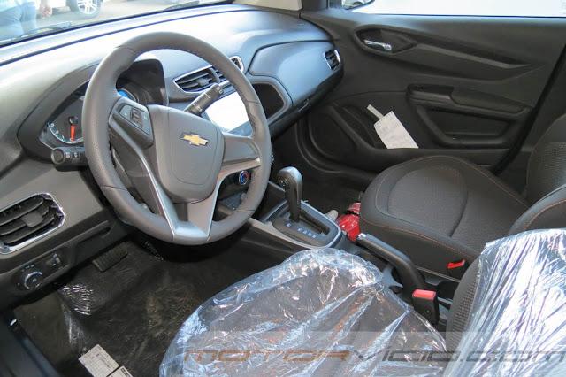 Onix LTZ 2014 Automático - interior