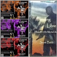 Six Disc Libre Knife Set - Finding Libre Book Combo Package