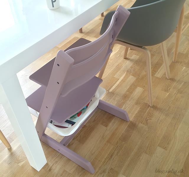 tripp trapp ikea hack genial opbevaring til stolen sirlig. Black Bedroom Furniture Sets. Home Design Ideas