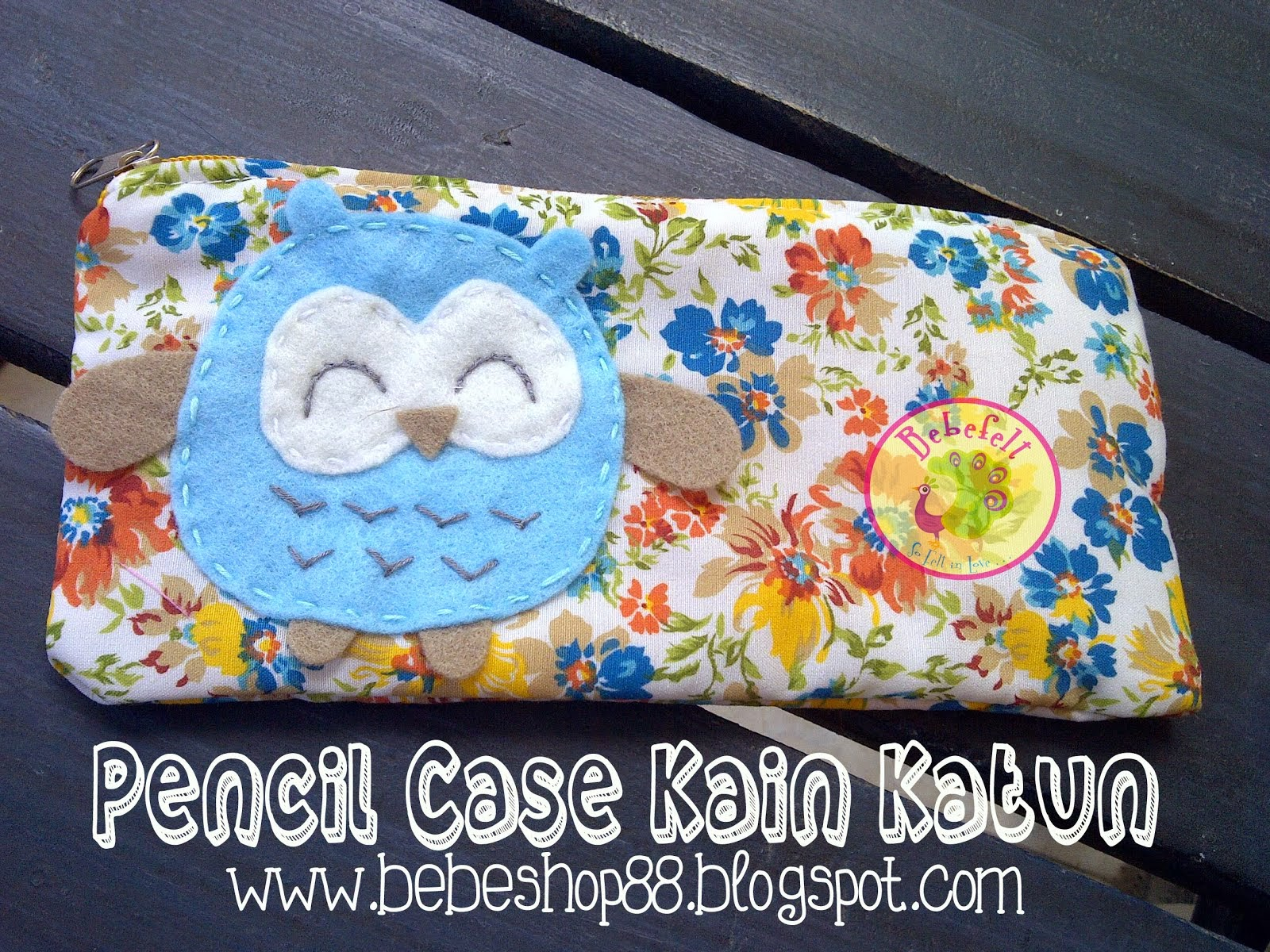 Pencil Case Katun