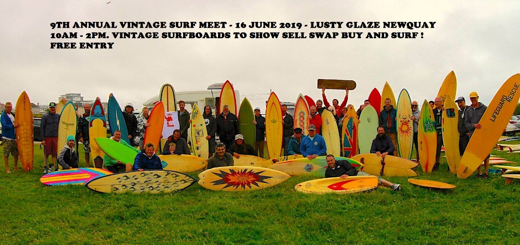 Vintage Surf meet 2019 coming soon !