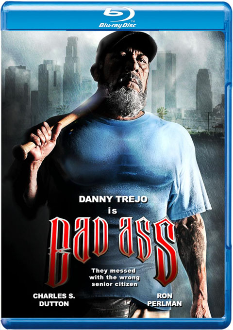Filme Poster Bad Ass BDRip XviD Dual Audio & RMVB Dublado