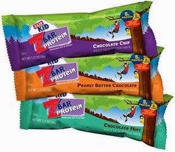 CLIF Kid Zbar protein