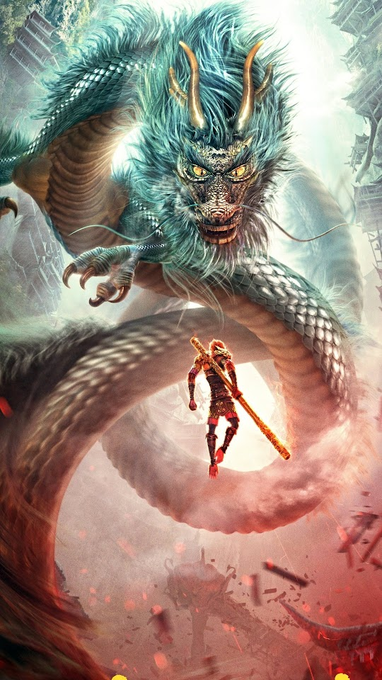 Monkey King Hero Is Back Movie Galaxy Note HD Wallpaper