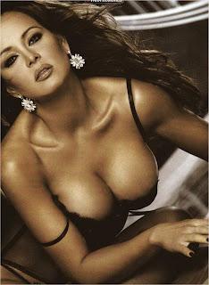 Gaby Spanic en Extremo amas de casa muchachas famosas pilladas calientes fotos