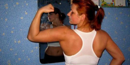 wanita kuat