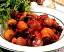 Kaserol Jamur Recipe