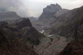 Kumpulan Foto Gunung Kelud Pasca Erupsi 2014
