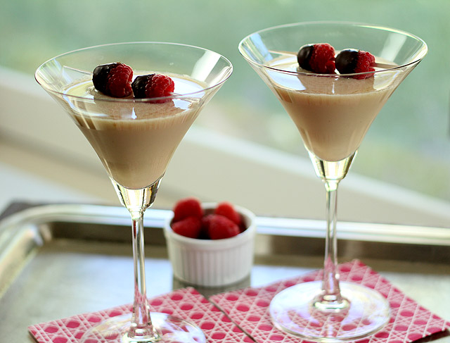 Chocolate Raspberry Martini - Top Cocktail Recipes
