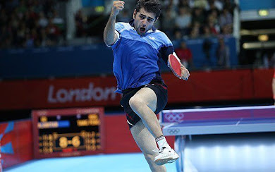 Alamiyan gets 1st Olympic table tennis victory for Iran