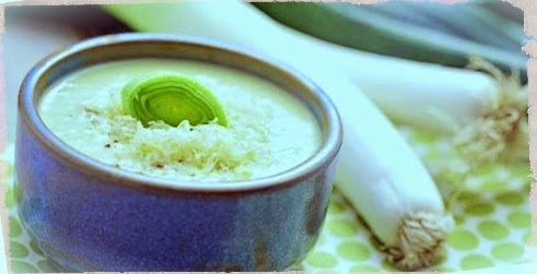 Recipe of Leeks Braised with Cream