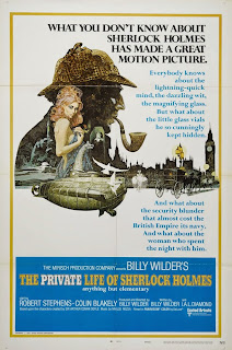 Watch The Private Life of Sherlock Holmes (1970) movie free online