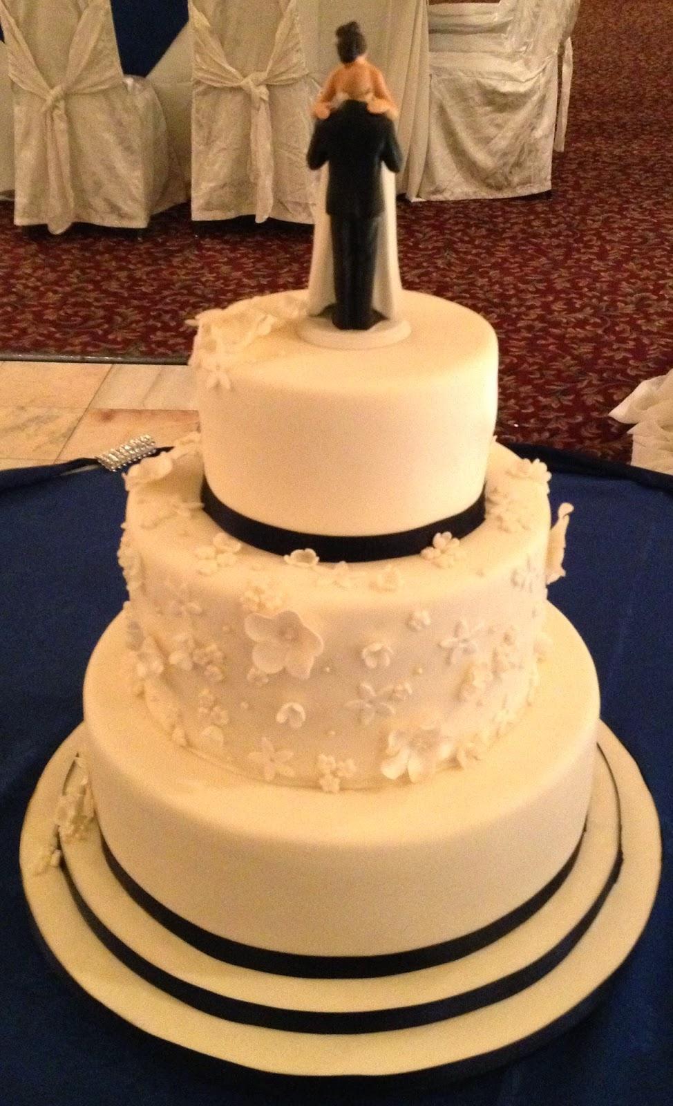 MaryMel Cakes: Melissa & Mike\'s wedding