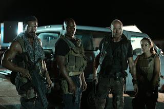 The Night Crew Cast