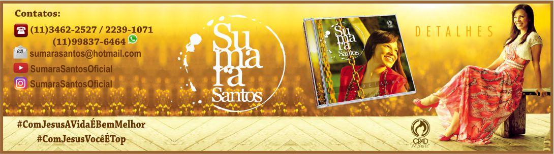 Sumara Santos - Oficial
