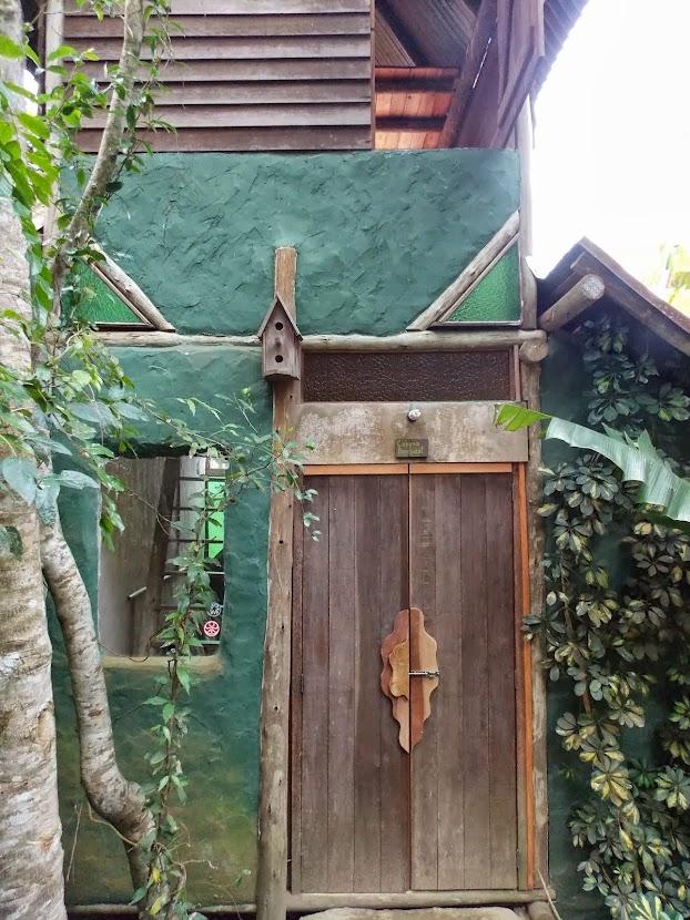 Porta Entrada Cabana 5