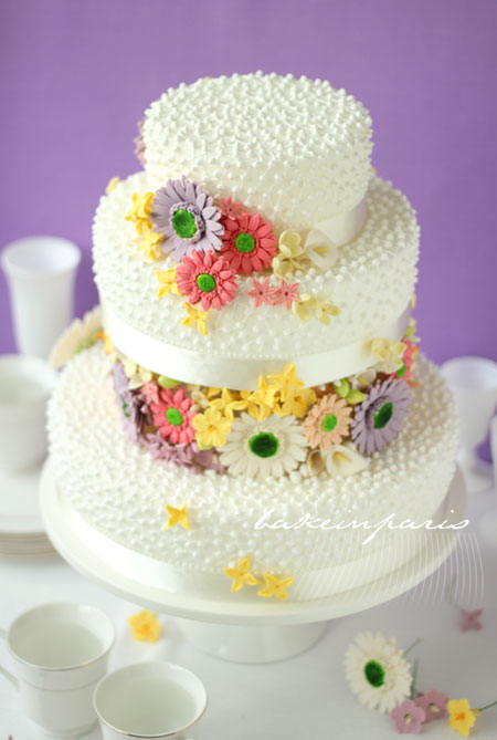 Mich Turner Wedding Cakes